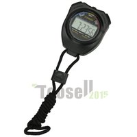 Wholesale sports compass electronical multifunctional timer waterproof Stopwatch Sports Timer Counter Digital Running KCHMA