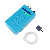 airs pet products - Waterproof Portable Air Oxygen Pump for Fish Tank Aquarium Accessories with Soft Tube Air Stone Aquatic Pet Products New