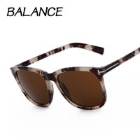 balance sun - BALANCE New Fashion Sunglasses Men Driving Outdoors Sun Glasses Women Vintage brand designer T metal Gafas color Oculos De Sol
