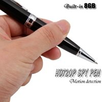 Cheap motion detection pen camera Best 808 18 camera