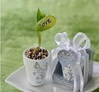 Wholesale wedding gift Love Magic Bean set Very Good for Wedding Favors