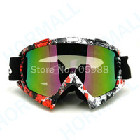 Wholesale NEW Fox Motorcycle Goggles For Motocross ATV KTM Helmet Goggles Glasses Protective sunglasses