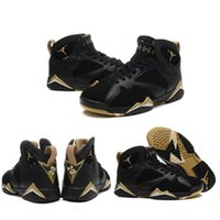 aj7 - Nike dan Black Gold Men s Basketball Shoes Original Factory Outlet AJ7 Athletic Sports Shoes Air JD7 Retro Jordans Sneaker