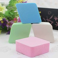 antimicrobial sponge - set Professional beauty makeup tools sponge Cosmetic Power Puff Advanced Foundation Antimicrobial Face care random COLOR