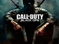 black cod - cmx200cm FPS Game series COD Call of Duty Black OPS ghosts Call of Duty world at war Bed Sheet duvet cover Blanket