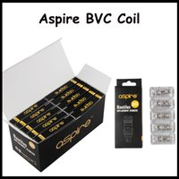 Cheap 1:1 clone Aspire BVC Coil for Aspire Nautilus Mini Replacement Bottom Vertical Coil 1.6ohm 1.8ohm 2.1ohm Resistance Replacement Coil