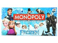 Wholesale Frozen Monopoly Board Games