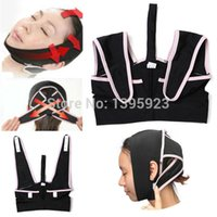 Wholesale 1 D Skin Care Thin Face Mask Slimming Bandage Mask Belt molding sleep thin belt