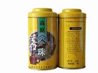 alpine pearls - Alpine Stars Food Yunnan Manufacturers Of High quality Organic Tea Incense Spring Snail Green Plateau Pearl Small Tin