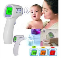 Wholesale baby digital Gun Infrared Non Contact Thermometer forehead thermometer