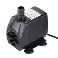 Wholesale New Arrival V L H W Submersible Aquarium Water Pump Durable Fountain Pond Fish Tank Pump Powerhead UK Plug order lt no track