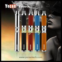 big black pen - Ecigs Starter Kits Yocan Evolve Starter Kit New Quartz Coil Vaporizer Yocan Evolve Big Vapor Custom Wax Pen from Yocantech