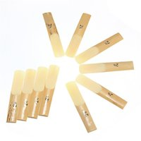 Wholesale Choice Cane Traditional Bb Clarinet Reeds Reed Bb Strength Xmas Gift A Wide Variety