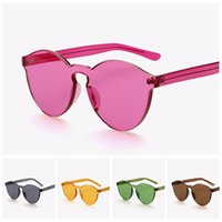 Wholesale Jelly color Fashion Brand Sunglasses House of Holland X Linda Farrow Vintage Eyewear Women Vogue Glasses Oculos de sol masculino feminino