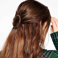 Unique Design en forme de boucles d'oreilles en forme de cheveux pour les femmes Girl Fashion Top Grade Headdress Bijoux W892