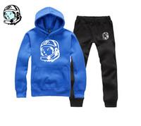 Wholesale Retail brand BBC Billionaire men sweatsuit Autmn outdoor casual sets hip hop sports Autumn Spring men sets