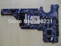Wholesale DA0R13MB6E0 REV E for HP Pavilion G4 G6 G7 motherboard HM65 G BACO Tested and good working condition
