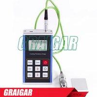 alkaline battery current - Metal Case Portable Coating Thickness Gauge Leeb231 eddy current AAA Alkaline battery