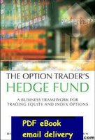 band fund - The Option Trader s Hedge Fund A Business Framework for Trading Equity and Index Options