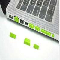Wholesale 13PCS Bag Laptop Notebook Anti Dust Plugs Ports Cover Stopper Earphone Dust Proof Cap