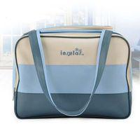 Wholesale 2pcs Top Grade L Diaper Bag Mummy Mami Bag Baby Diaper Bag Nursery Bag Mama Bag Combination RK55377
