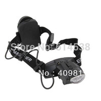 Wholesale Good LEDs Headband Illuminating Dual Lens Magnifier with Replacement Lenses