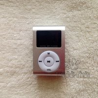 Wholesale MP3 Players Fashion MP3 Player with Accessories Hot with Screen Support TF Card Portable Five Colours