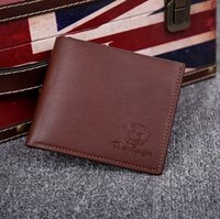 activity business - Mens Wallets Holders PU Wallet Purse Wallet Short Men s Activities Card Package New Hot Sales Fashion PU Wallets CC