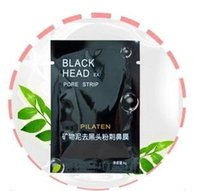 Wholesale Free DHL Shipping PILATEN Facial Minerals Conk Nose Blackhead Remover Mask Pore Cleanser Nose Black Head EX Pore Strip