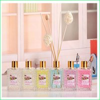 Cheap Hot sale reed diffuser liquid air freshener reed diffuser with rattan sticks Air Purifier wedding room duration about 30 to 60 days stock