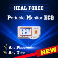 accurate management - Upgrade Handheld ECG EKG Monitor with powerful management software and accurate ECG waveforms small size easy carry Prince B