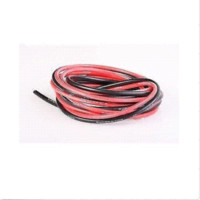 Wholesale 2 Meter AWG Flexible Silicone Wire Cable Black cm Red cm Low Resistance for RC Airplane Model Battery ESC Motor DIY