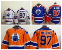 Wholesale Youth McDavid Hockey Jersey Edmonton Oilers Hockey Jersey Embroidered Hockey Jerseys Cheap Hockey Wears All Player Hockey Apparel Sale