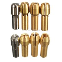 Wholesale 4 Size Brass Collet Adapter for Dremel Rotary Power Tool MM MM MM MM