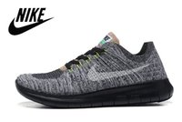 shoe factory - NIKE FREE RUN FLYKNIT V3 nike factory outlet MEN S Running Sport Shoes Size US7 US11 STYLE