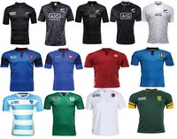 africa cup - 2015 world cup rugby thai quality new zealand all blacks Ireland ITALY England South Africa Argentina France Rugby jerseys