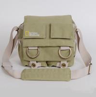 Wholesale Freeshipping National Geographic NG2345 Shoulder bag canvas camera bag SLR camera waterproof camera bag
