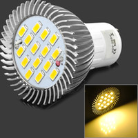 Wholesale High Quality Led Bulbs GU10 W LED Spotlight Warm White lm K Emitters High Brightness Lamp FYDA1204Y5