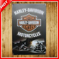 ads money - Motorcycles Retro Vintage Tin Sign quot x12 quot Metal AD Sign Bar Pub Garage Wall Decor Tin Plaque Metal Art Poster