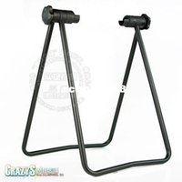 Wholesale Free Shiping Outdoor Bicycle QuickRelease U shaped Racks Cycling Equipment Repair Bicycle Accessories Bike Frame
