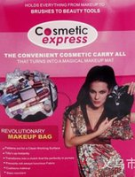 Wholesale Revolutionary Makeup Bag Holds Everything From Makeup To Brushes To Beauty Tools Cosmetic Express No Retail Box
