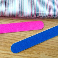 Wholesale The explosion of ultra cheap sandpaper nail file nail chip sander professional Manicure tool free postage