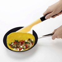 american pancakes - American Brand Egg Cake Fried Pancake Turner quot Silicone Spatula Pizza Shovel Butter Knife Scrambled Eggs Cake Shovel Turner