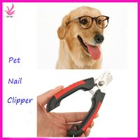 Wholesale Pet Nail Clippers Cutter For Animal Dogs Cats Pig Birds Guinea Claws Scissors Cut