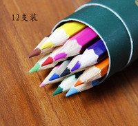Wholesale 150 colors New Arrival Secret Garden coloring pencils Enchanted Forest Painting pens Colored pencils Creative Writing tools