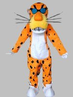 adult cheetah costumes - hot sale adult cheetos Chester Cheetah mascot costume EMS