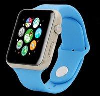 Wholesale New GU08 Titanium Colorful Smart Watch for Samsung Huawei Xiaomi HTC OPPO BT Wristband Men Women