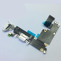 Wholesale Best Quality Charger Dock Flex Cable For iPhone Charging Port with Headphone Jack Tail Plug Flex Cable plue