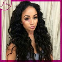 for black hair products - feeling wig product Body Wave Glueless Lace Front human wigs For Black Women Density With Baby Hair