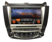 auto gps units - 8 quot Car DVD GPS For Honda Accord auto stereo Head unit Bluetooth TV IPOD Radio RDS Free GPS map